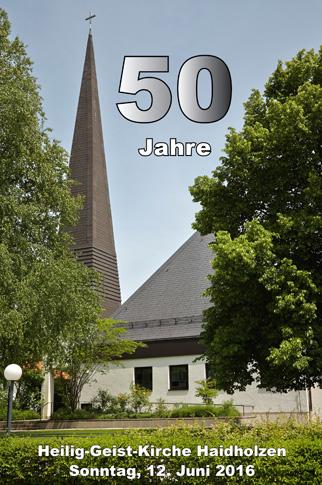 Die Heilig-Geist-Kirche Stephanskirchen (Bild: Gemeinde)