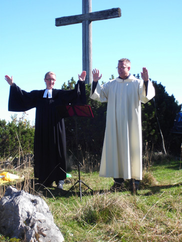 Berggottesdienst 1